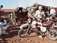 Rally Dakar – Los comienzos