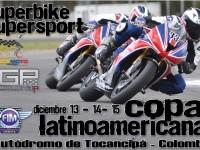 Información Copa Latinoamericana SS – SBK – V Val. GP Colombia de velocidad