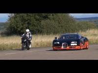 BMW S1000 RR vs Bugatti Veyron