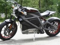 Nueva Harley-Davidson eléctrica