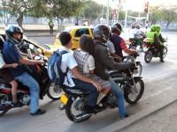Valledupar implementaría restricción a motociclistas