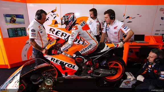 Motorland Aragón 2014, un MotoGP agitado al 100%