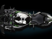 La Kawasaki Ninja H2 se revela al mundo