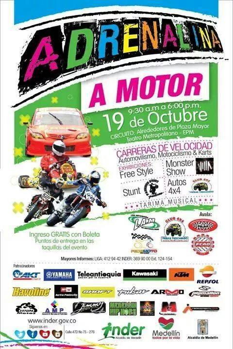 Adrenalina MOTOR 2014