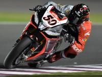 Sylvain Guintoli es coronado rey de Superbikes 2014