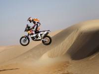 Sam Sunderland, el motocross hecho Dakar
