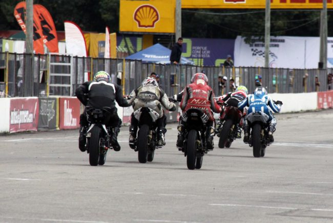 Finaliza el GP Colombia 2014