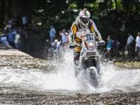 Mateo enfrenta de nuevo al dragón del Dakar