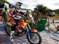 La etapa 12, la mas larga del Dakar 2015