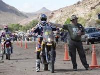 La décima cita del Dakar 2015, Barreda se desquita