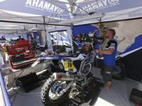La séptima prueba en el Dakar 2015