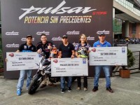 Premian a los campeones Copa Pulsar 2014