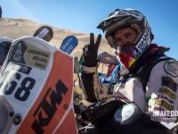 Dakar 2015 llega a los Andes