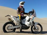 Mateo Moreno nos cuenta sus anecdotas en el Dakar 2015