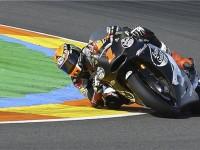 La Moto2 de Alex Marquez armada desde cero