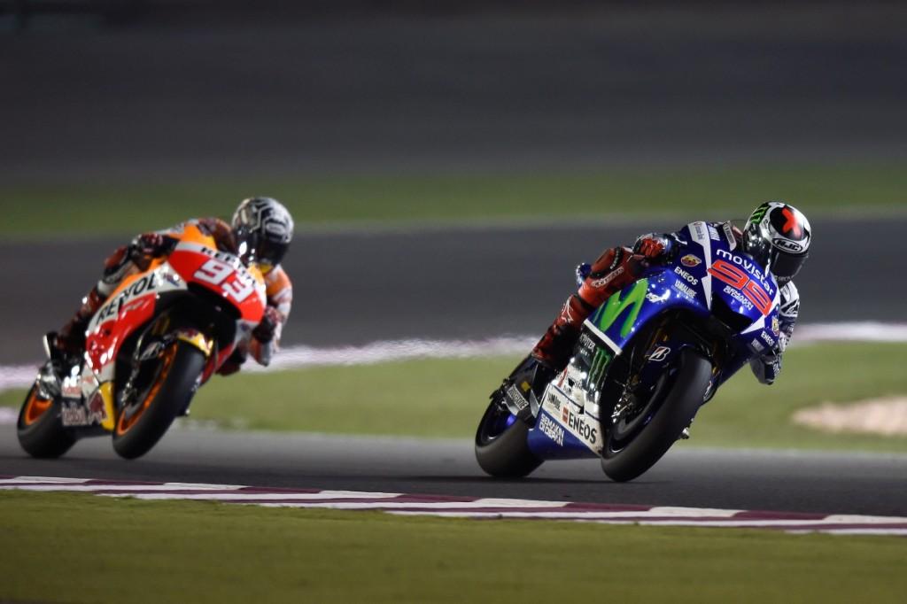 MotoGP Test Qatar 2015