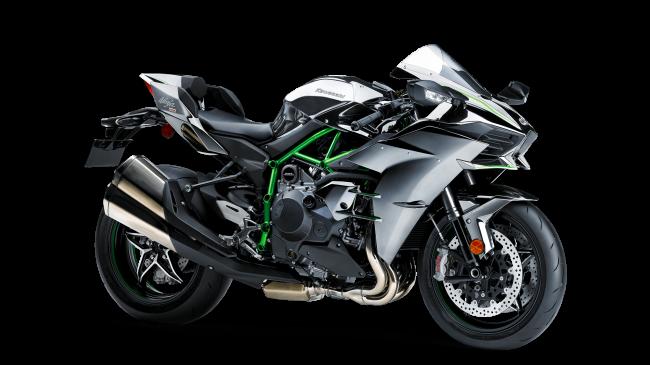 Llegó a Colombia la Ninja H2 Kawasaki,  una motocicleta traída del futuro