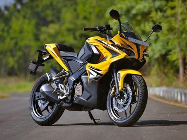 La Pulsar RS 200-  la nueva moto en Colombia